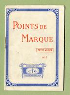 """POINT DE CROIX : PETIT ALBUM """" CARTIER-BRESSON N°1 """" - Point De Croix"""