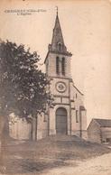 21 - Chaignay - L'Eglise - Autres Communes