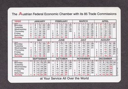 1996,  Calendars  Of Austria- 0170 - Calendars
