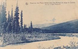Mission Des Pères Oblats Dans Les Champs De Neige Du Canada, Vue Sur La Fleuve Mackenzie (pk45511) - Unclassified