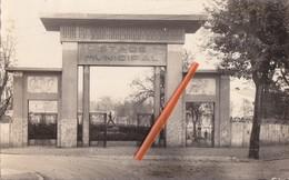CHARLEVILLE (Ardennes) - Entrée Du Stade Municipal - Charleville