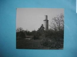 PHOTOGRAPHIE  LARDY  -  91  -  Tour De Pocancy  -  1964 -  9 X 10 Cms -  Essonne - Lardy