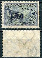 D. Reich Michel-Nr. 196 Gestempelt - Geprüft - Gebraucht
