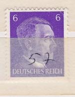 Un Timbre Deutsches Reich  MI 785 - YT  709  Effigie Adolf Hitler  Timbre Neuf Avec Gomme Sans Charnière Ou Trace - Alemania