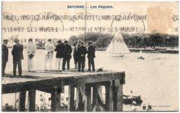 64 BAYONNE - Les Régates - Bayonne