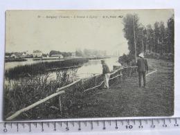 CPA (89) Yonne - JOIGNY - L'Yonne à Epizy - Joigny