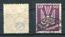 D. Reich Michel-Nr. 212 Gestempelt - Geprüft - Gebraucht