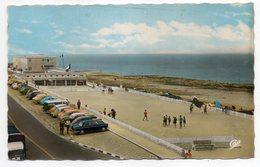 LUC SUR MER-- La Mer Vers Le Casino--petite Animation- (voitures Dont Citroen DS Et Peugeot 404) - Luc Sur Mer