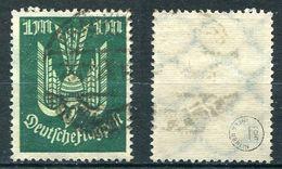 D. Reich Michel-Nr. 215 Gestempelt - Geprüft - Deutschland