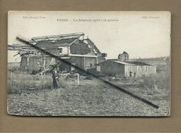 CPA   - Frise -  La Râperie Après La Guerre - France