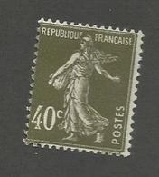 FRANCE - N°YT 193 NEUF* AVEC CHARNIERE - COTE YT : 1.50€ - 1924/26 - France