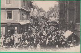 56 - Josselin - Procession De Notre-Dame Du Roncier (CMCB) - Editeur: ND Phot N°454 - Josselin