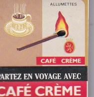 Pochette D'Allumettes Complète Café Crème - Boxes