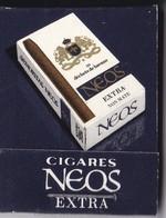 Pochette D'Allumettes Complète Néos - Boxes