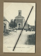 CPA    - Chipilly  Par Sailly Laurette - (Somme ) -  L'Eglise - France