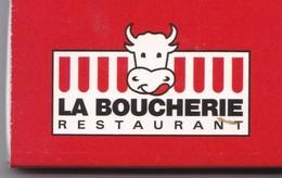 Boîte D'Allumettes La Boucherie Restaurant - Boxes