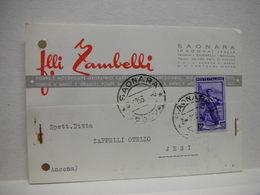 SAONARA  -- PADOVA   --  VINO  --UVA -  DISTILLERIA  -- ACCESSORI --- FRATELLI ZAMBELLI -MACCHINE AGRARIE - Padova (Padua)