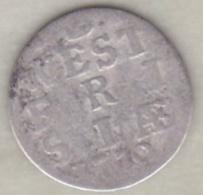 Netherlands  WEST FRIESLAND. 2 STUIVERS 1770 .Argent . KM#  106.2 - [ 1] …-1795 : Période Ancienne