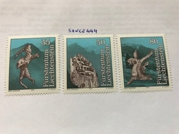 Liechtenstein Trisona Sage 1984 Mnh - Liechtenstein