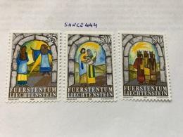 Liechtenstein Christmas 1984 Mnh - Liechtenstein