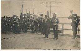 Tsar Nicolas II Et Loubet Revue De La Marine à Cronstadt - Russia
