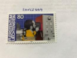 Liechtenstein Definitives Professions 0.80f 1984 Mnh - Liechtenstein