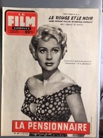 Mon Le Film Complet La Pensionnaire Martine Carol 4eme De Couv Gregory Peck - Journaux - Quotidiens