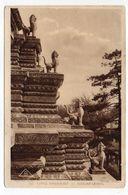 CAMBODGE -- SIEM REAP-- Angkor-Vat -- Escalier Latéral Du Temple - Cambodge