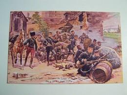 T71  WW1 LES BELGES  Defense De Liege Et De Ses Environs 4 Et 5 Aout 1914 - Guerre 1914-18