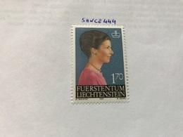 Liechtenstein Princess 1984 Mnh - Liechtenstein