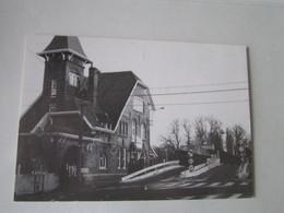 Heusden: Het Palingshuis Met Noodbrug - Destelbergen