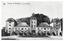 Château De WARFUSEE - La Cour D'honneur - Saint-Georges-sur-Meuse