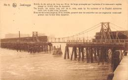ZEEBRUGGE - Brèche De 66 Mètres De Long Sur 20 M. De Large - Zeebrugge