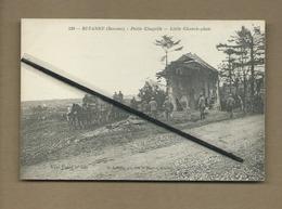 CPA Rétrécit- Suzanne  - (Somme )- Petite Chapelle  - Little Church Plate - France
