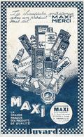 Buvard Cirage MAXI à SAINT OUEN - Wash & Clean