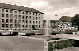 42778282 Mainz Rhein Jubilaeumsbrunnen Landeshauptstadt Universitaetsstadt Mainz - Wiesbaden