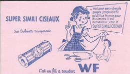 Buvard Fil à Coudre WF Fillette - Kids