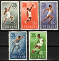 SURINAME - 1960 - OLIMPIADI DI ROMA - MNH - Suriname