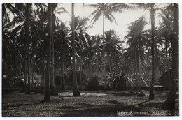 MALAY KAMPONGS-MALAYA / CIRCULATED FROM SINGAPORE 1934 TO ITALY (MILAN REDIRECTED LEVANTO) - Singapore