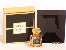 Miniatures De Parfum   COCO De CHANEL  PARFUM  1.5  M L   + BOITE - Miniatures Womens' Fragrances (in Box)