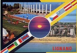 Lignano - 8659 - Formato Grande Viaggiata – E 5 - Udine