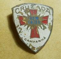 PIN * Cruzada Bem Fazer Campanhã * Portugal - Sin Clasificación