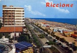 Riccione - Panorama - 9712 - Formato Grande Viaggiata – E 5 - Rimini