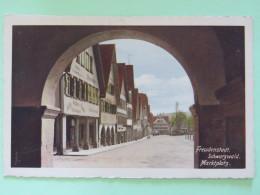 """Germany Around 1920 Unused Postcard """"""""Freudenstadt Schwarzwald"""""""" - Germany"""