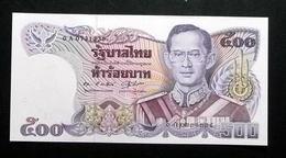 Thailand Banknote 500 Baht Series 13 P#91 SIGN#55 UNC - Thailand