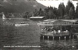 72054931 Annenheim Ossiacher See Strandcafe Lido Und Bad Annenheim Kaernten - Österreich