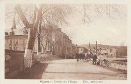 Vabres (Aveyron) - Entrée Du Village - Edition Audouard - Carte ERA Non Circulée - Vabres