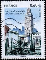Oblitération Moderne Sur Timbre De France N° 4634 ** La Grande Mosquée De Paris - France