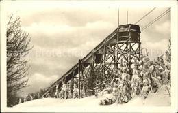 12149881 Ski-Flugschanze Schanze Des Friedens Geinsingberg Altenberg Erzgebirge - Cartes Postales