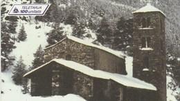 TELECARTE 100 UNITATS - Andorra